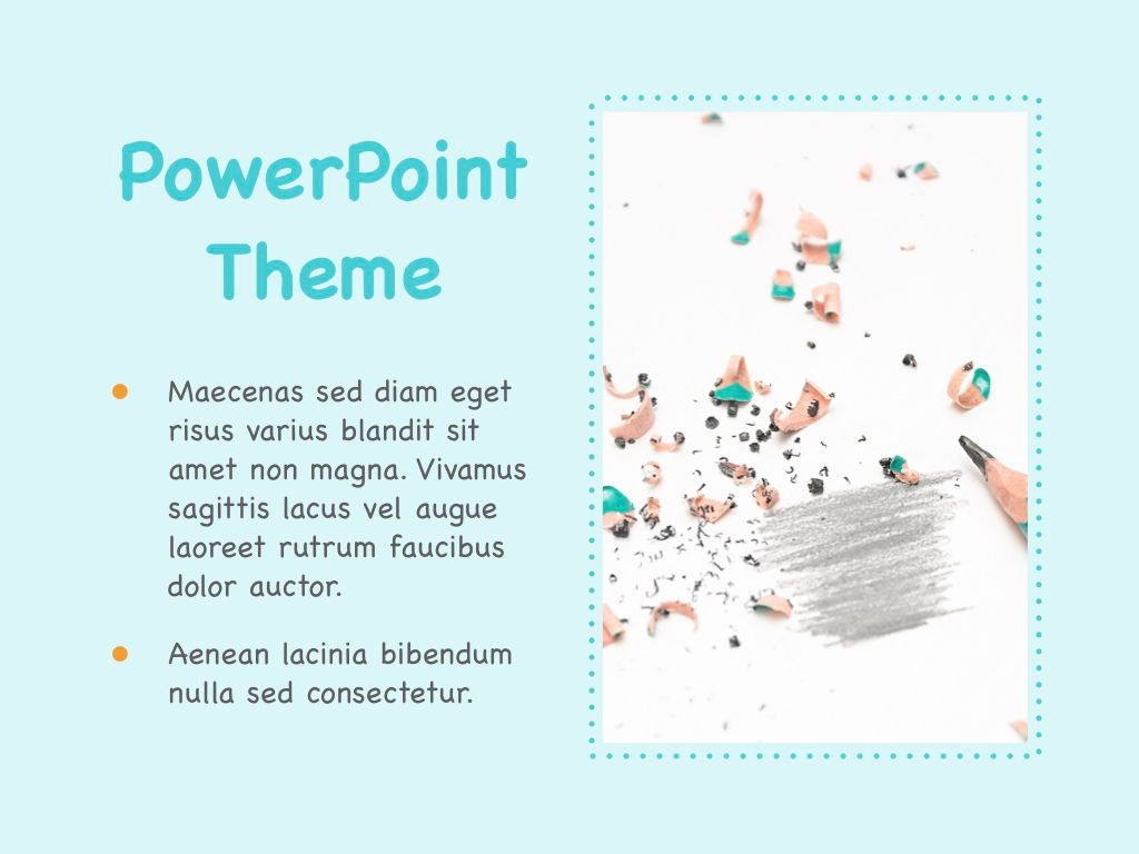 Chalkboard PowerPoint Template, Slide 17, 05288, Education Charts and Diagrams — PoweredTemplate.com