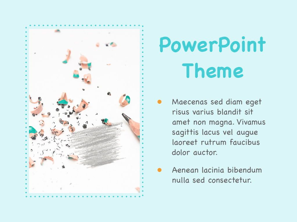 Chalkboard PowerPoint Template, Slide 18, 05288, Education Charts and Diagrams — PoweredTemplate.com