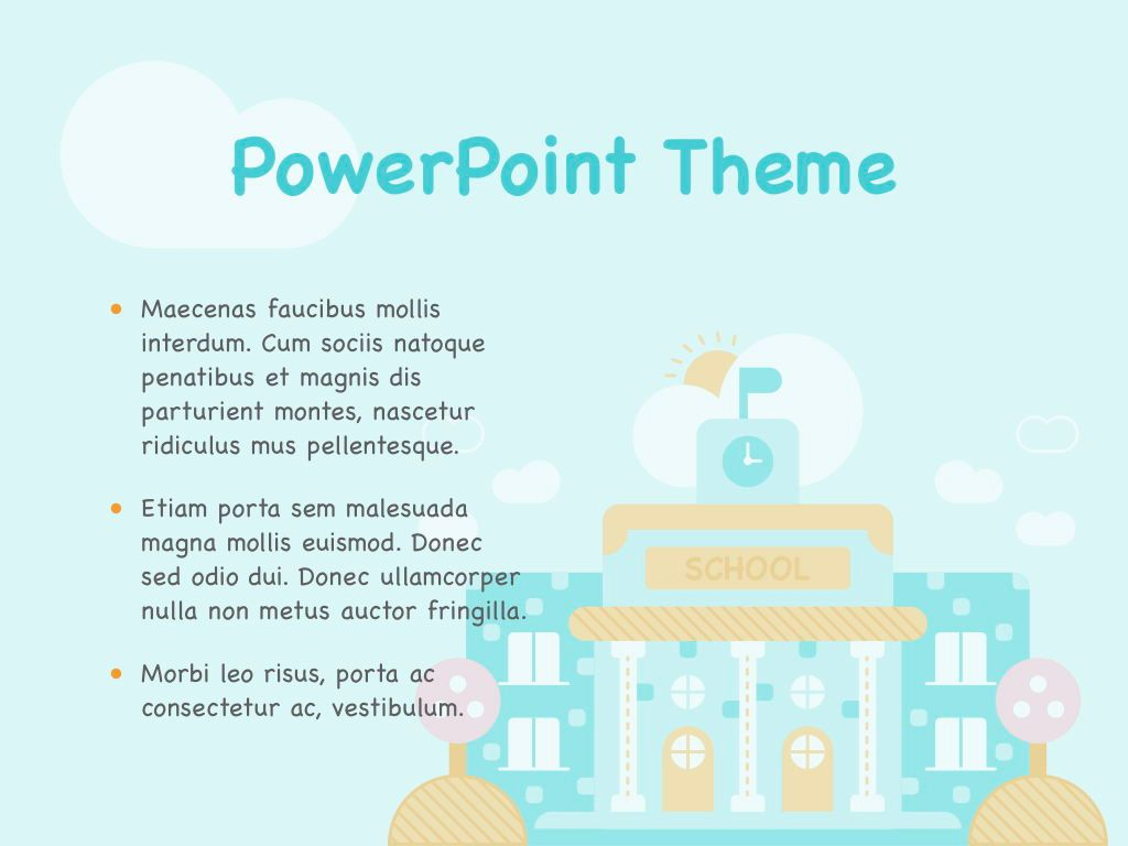 Chalkboard PowerPoint Template, Slide 32, 05288, Education Charts and Diagrams — PoweredTemplate.com