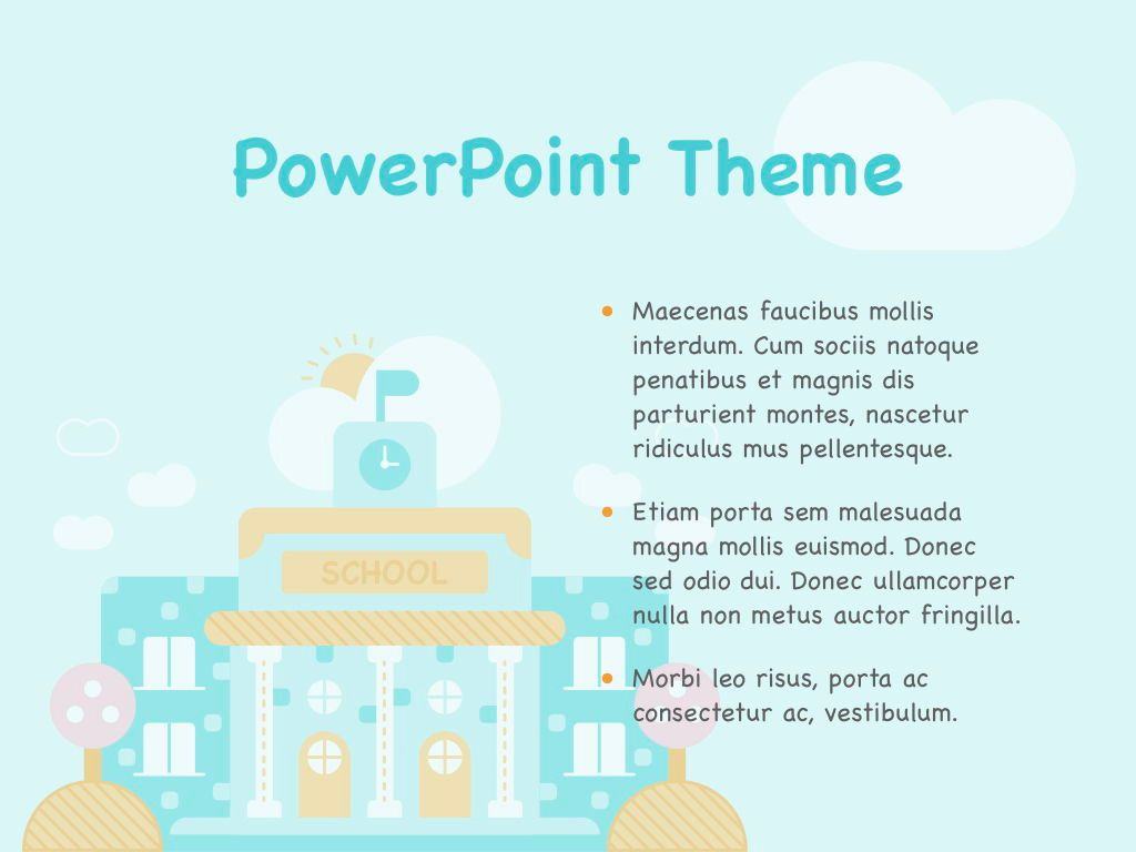 Chalkboard PowerPoint Template, Slide 33, 05288, Education Charts and Diagrams — PoweredTemplate.com