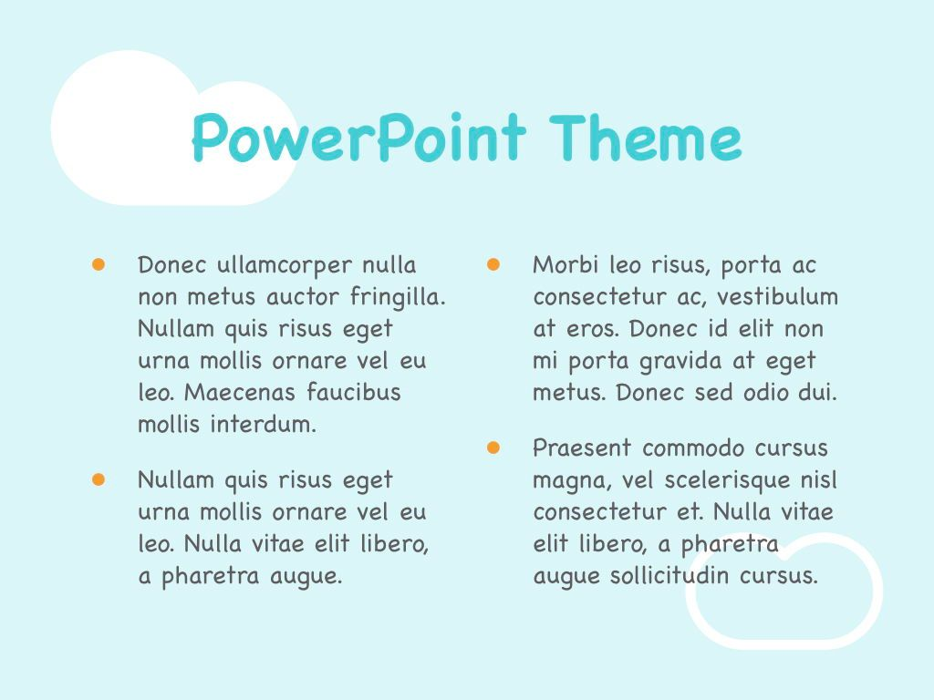 Chalkboard PowerPoint Template, Slide 4, 05288, Education Charts and Diagrams — PoweredTemplate.com
