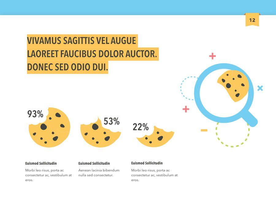 Color Display PowerPoint Template, Slide 13, 05289, Presentation Templates — PoweredTemplate.com
