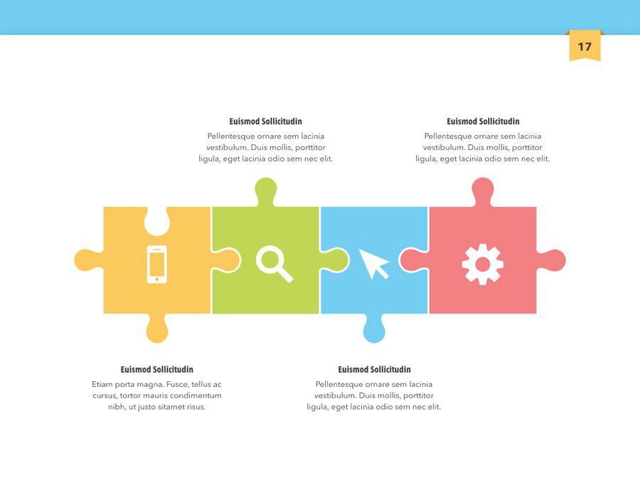 Color Display PowerPoint Template, Slide 18, 05289, Presentation Templates — PoweredTemplate.com