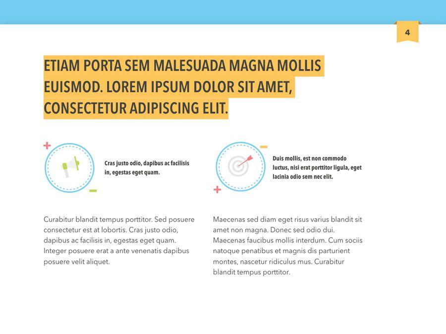 Color Display PowerPoint Template, Slide 5, 05289, Presentation Templates — PoweredTemplate.com