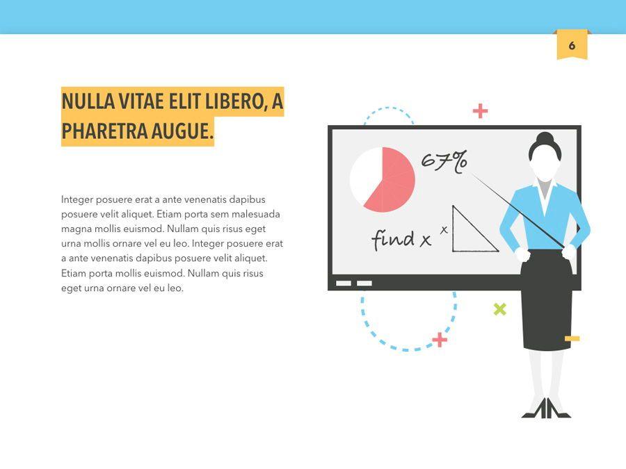 Color Display PowerPoint Template, Slide 7, 05289, Presentation Templates — PoweredTemplate.com