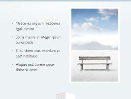 Cool Air Keynote Template, Slide 20, 05290, Presentation Templates — PoweredTemplate.com