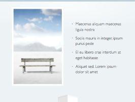 Cool Air Keynote Template, Slide 21, 05290, Presentation Templates — PoweredTemplate.com