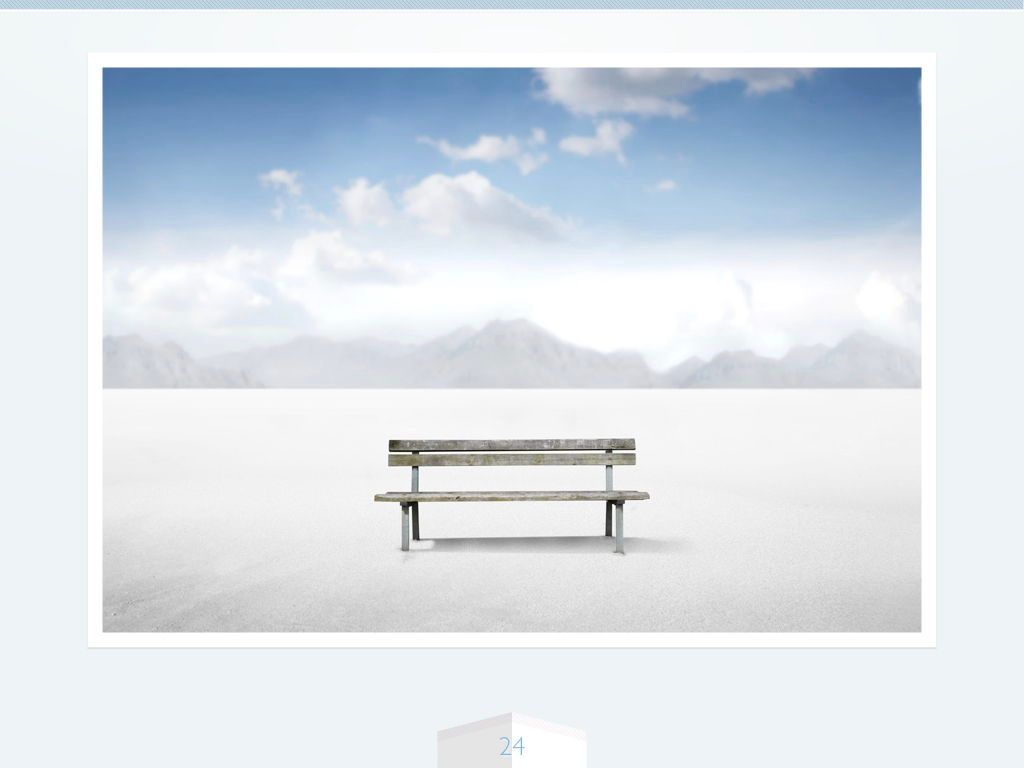 Cool Air Keynote Template, Slide 25, 05290, Presentation Templates — PoweredTemplate.com