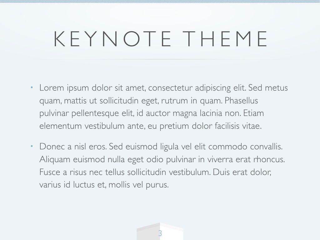 Cool Air Keynote Template, Slide 4, 05290, Presentation Templates — PoweredTemplate.com