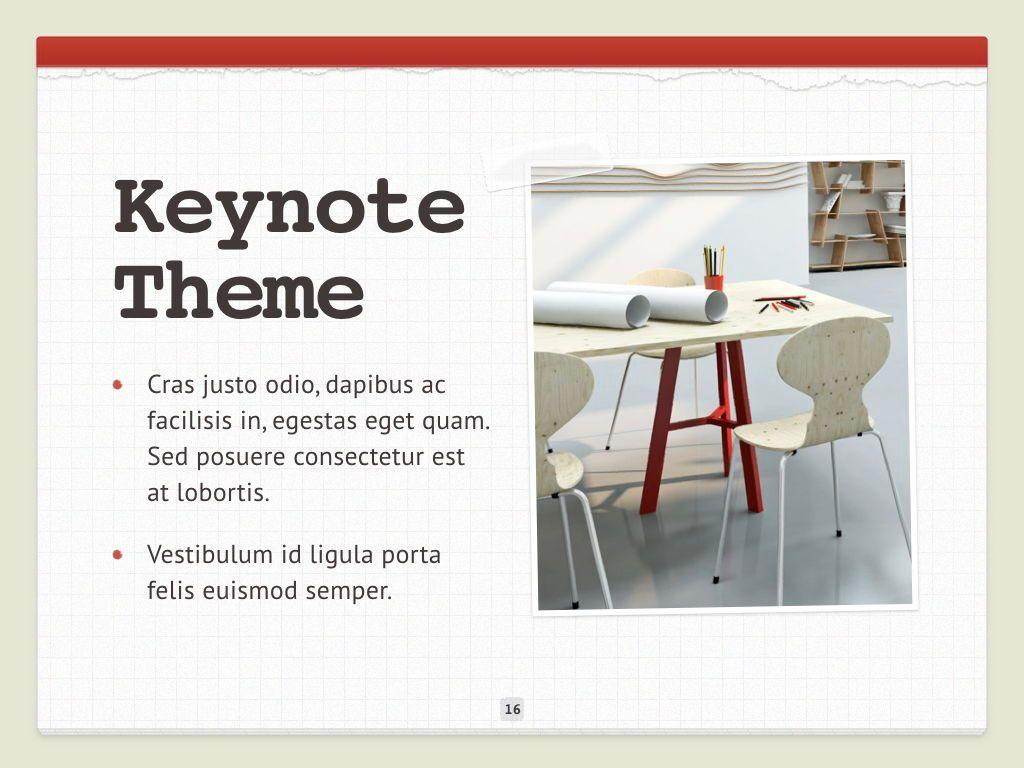 Check List Keynote Template, Slide 17, 05291, Presentation Templates — PoweredTemplate.com