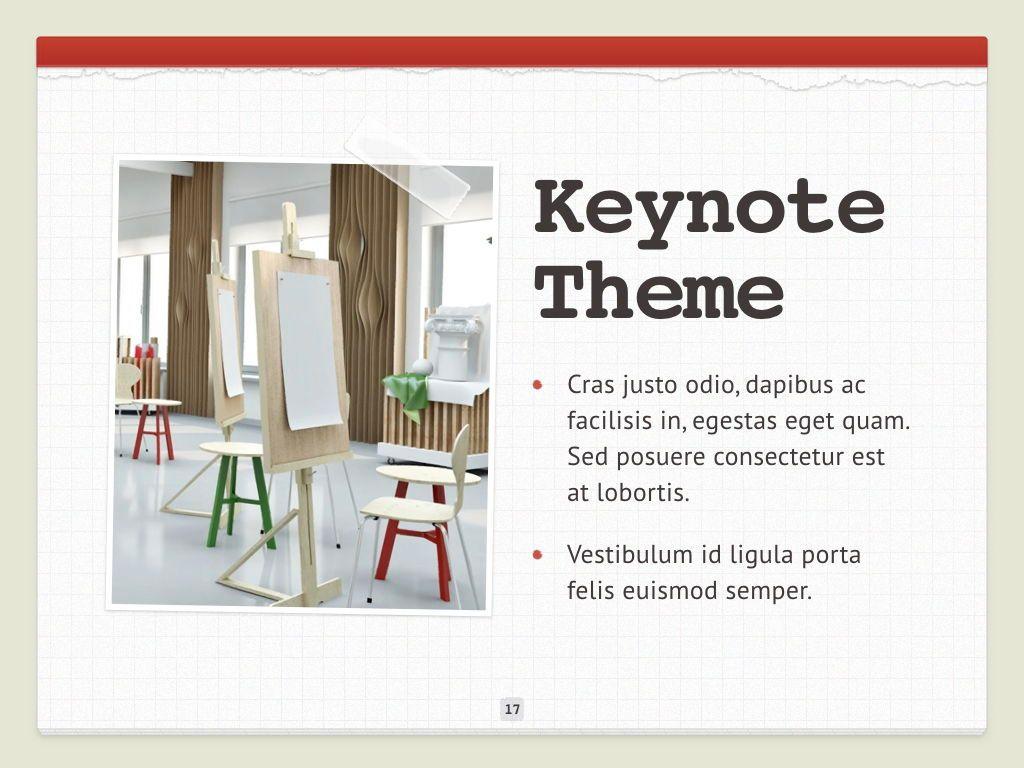 Check List Keynote Template, Slide 18, 05291, Presentation Templates — PoweredTemplate.com