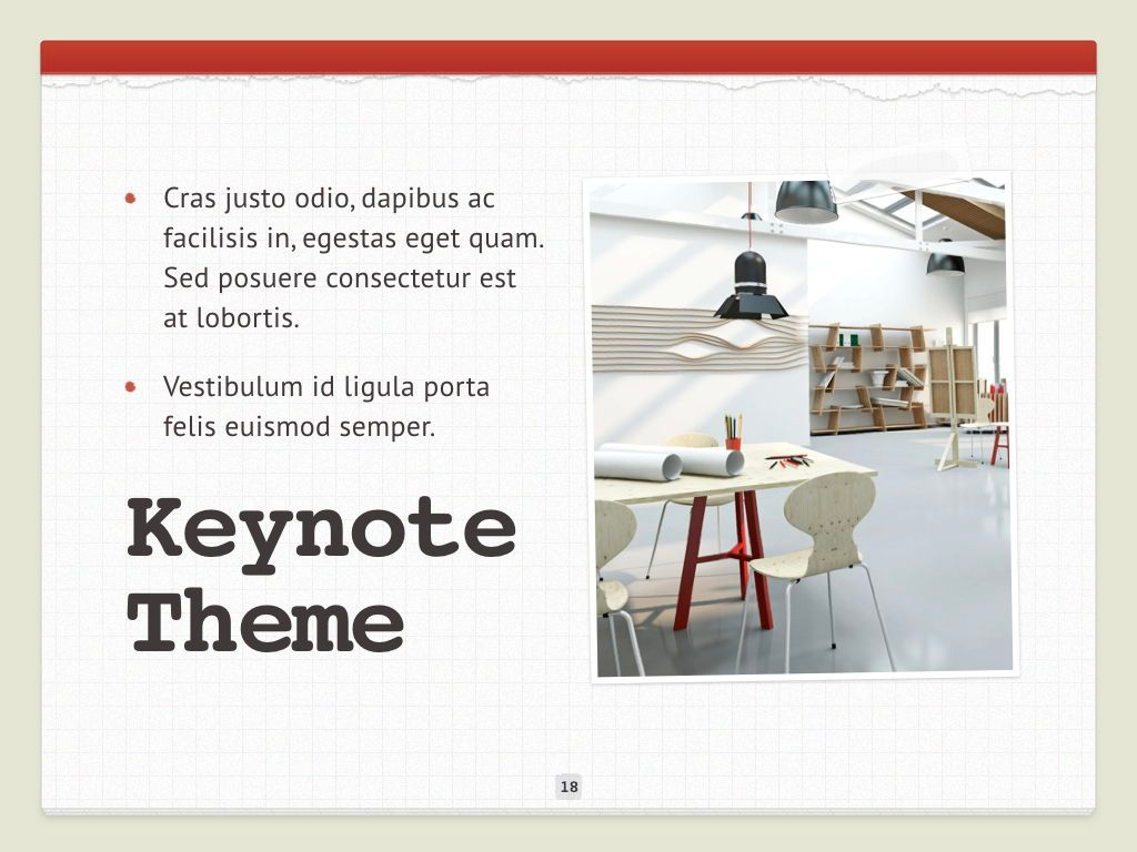 Check List Keynote Template, Slide 19, 05291, Presentation Templates — PoweredTemplate.com