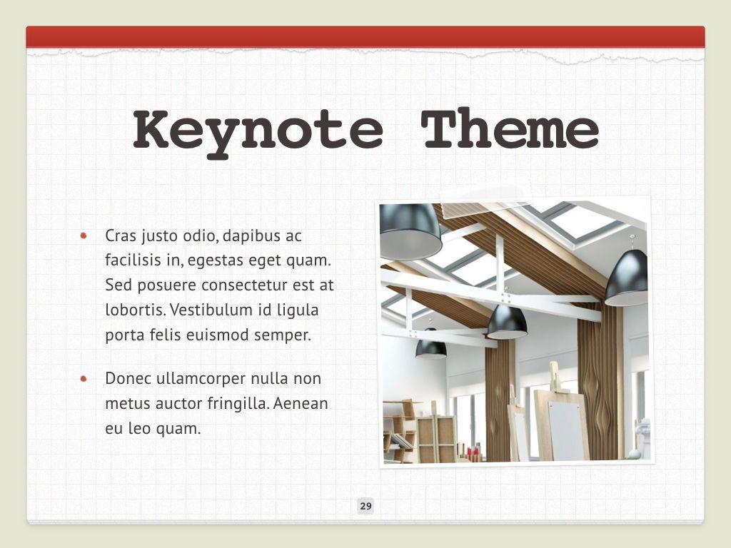 Check List Keynote Template, Slide 30, 05291, Presentation Templates — PoweredTemplate.com