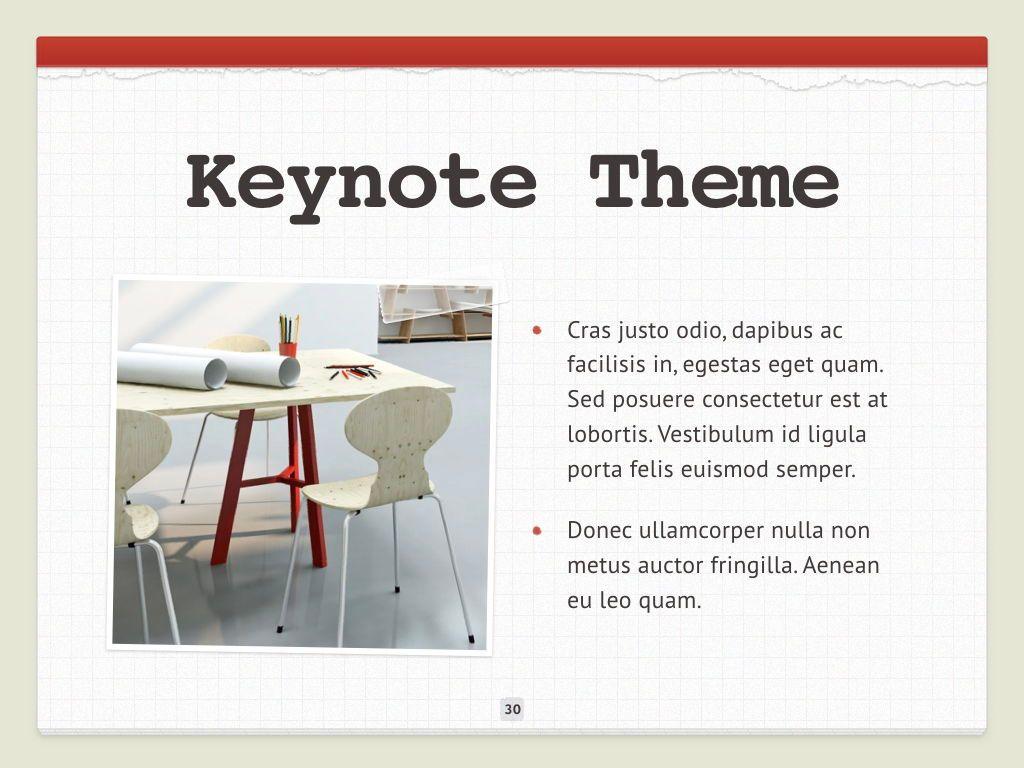 Check List Keynote Template, Slide 31, 05291, Presentation Templates — PoweredTemplate.com