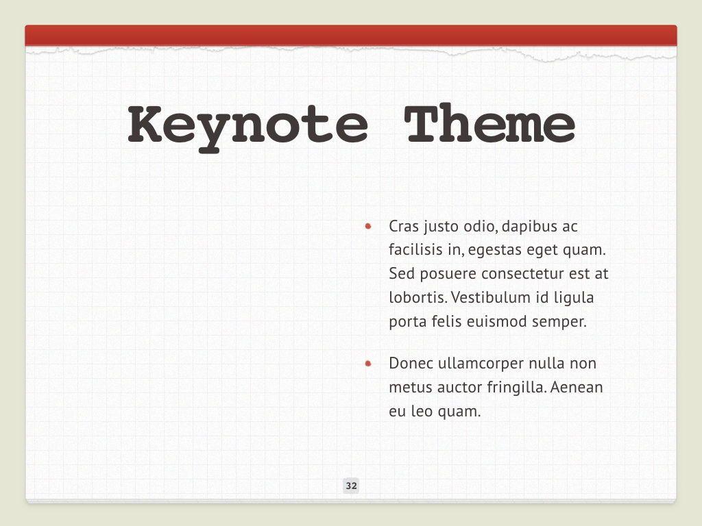 Check List Keynote Template, Slide 33, 05291, Presentation Templates — PoweredTemplate.com