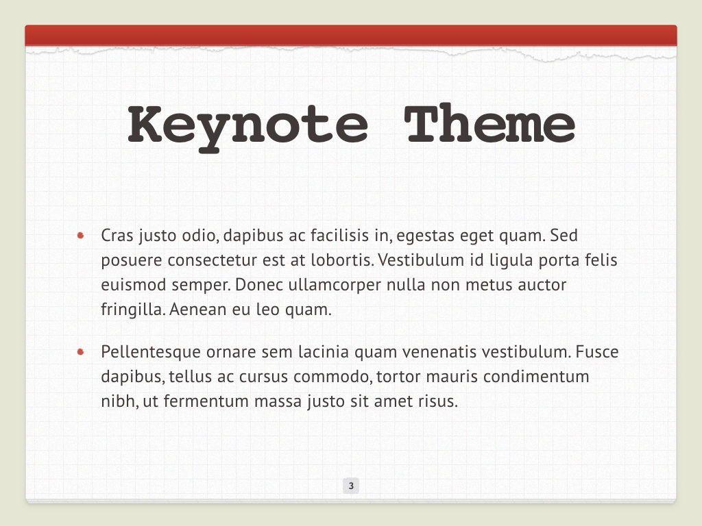 Check List Keynote Template, Slide 4, 05291, Presentation Templates — PoweredTemplate.com