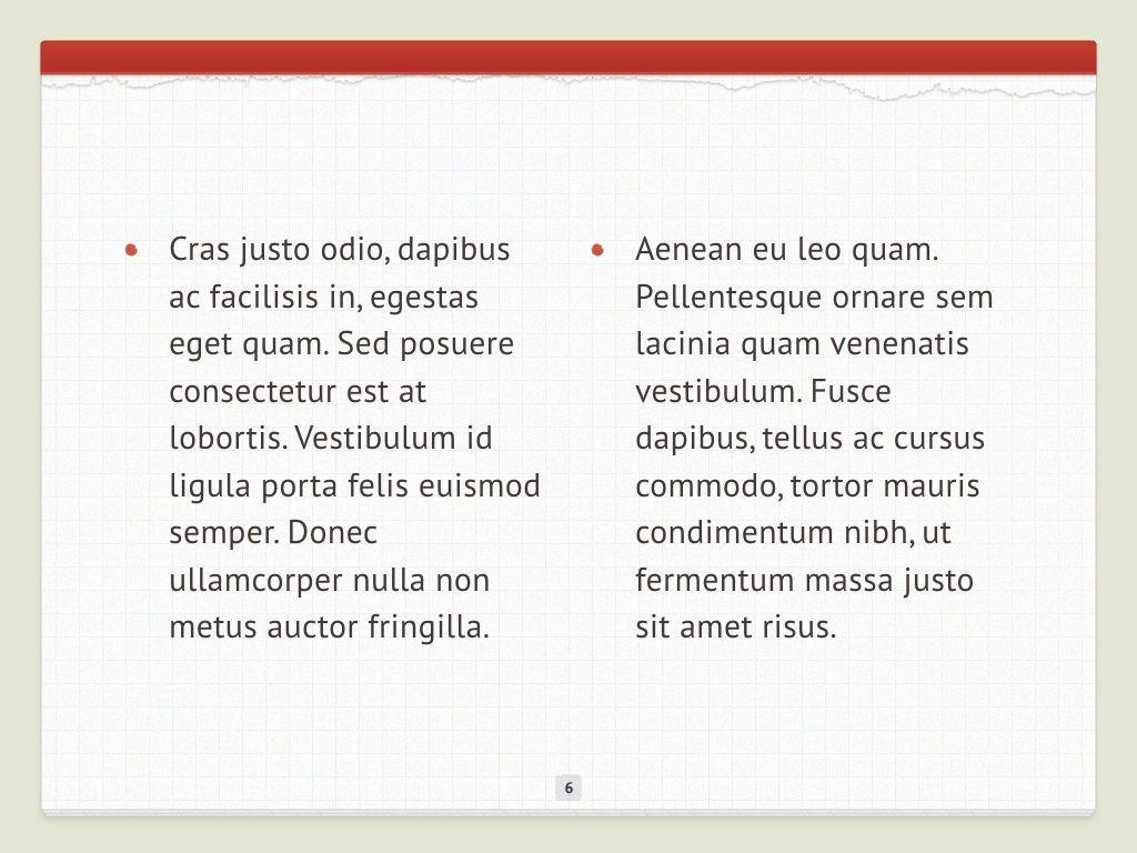 Check List Keynote Template, Slide 7, 05291, Presentation Templates — PoweredTemplate.com