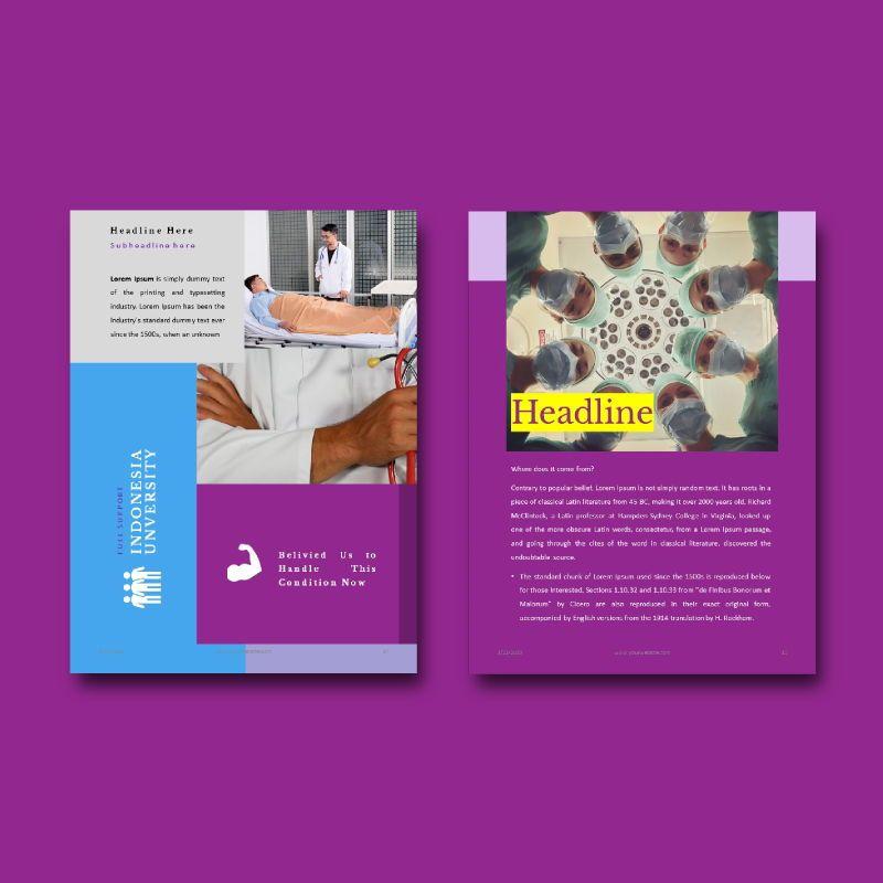 Prevention of coronavirus disease ebook template powerpoint presentation, Slide 7, 05292, Presentation Templates — PoweredTemplate.com