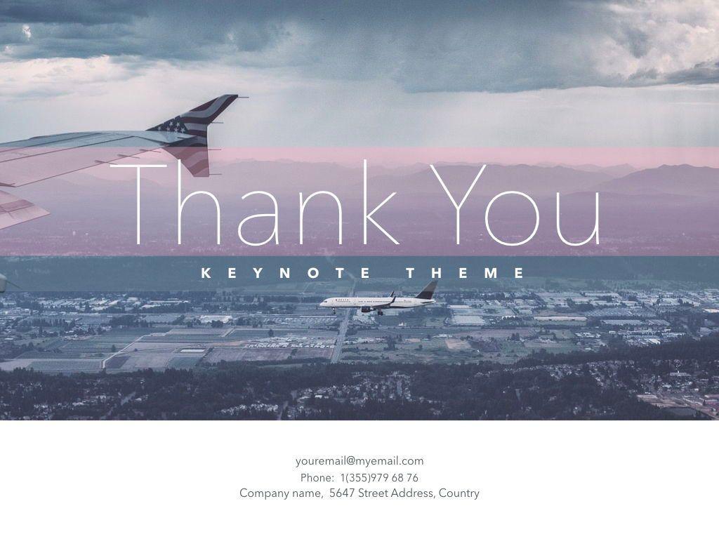 Ascent Keynote Presentation Template, Slide 25, 05294, Presentation Templates — PoweredTemplate.com