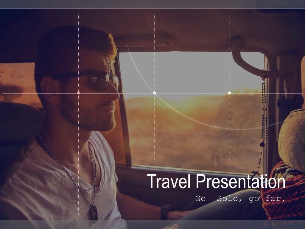 Explorer Keynote Presentation Template, Slide 12, 05297, Presentation Templates — PoweredTemplate.com