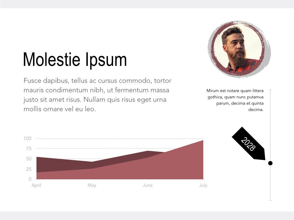 Explorer Keynote Presentation Template, Slide 15, 05297, Presentation Templates — PoweredTemplate.com