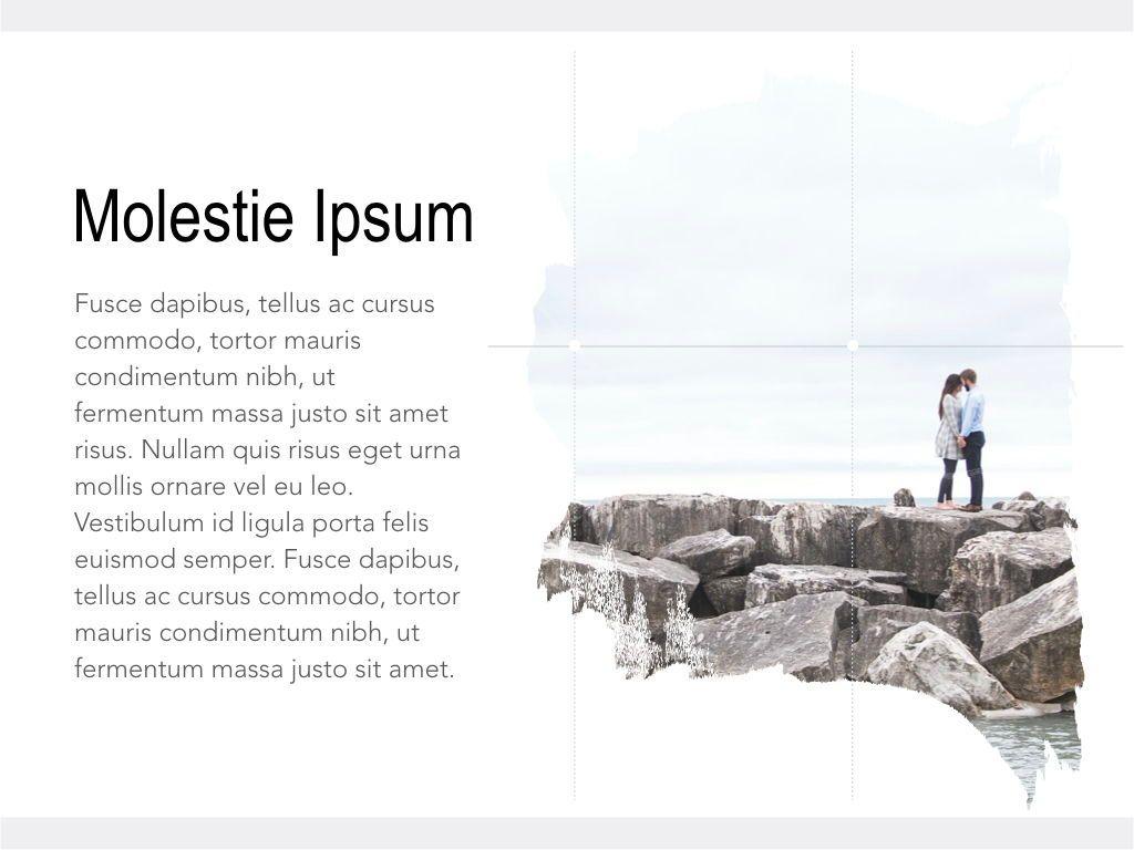 Explorer Keynote Presentation Template, Slide 4, 05297, Presentation Templates — PoweredTemplate.com