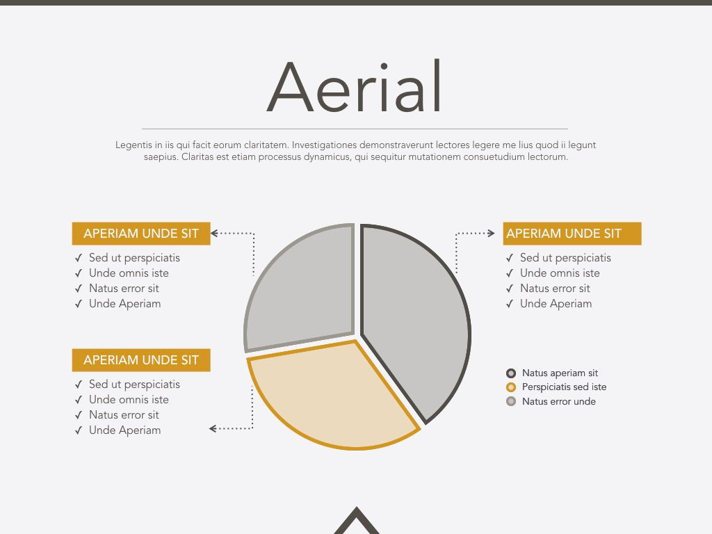 Aerial Keynote Presentation Template, Slide 10, 05302, Presentation Templates — PoweredTemplate.com