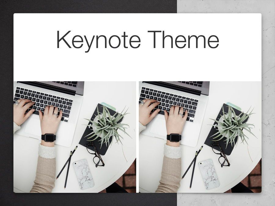 Bilateral Keynote Template, Slide 16, 05303, Presentation Templates — PoweredTemplate.com