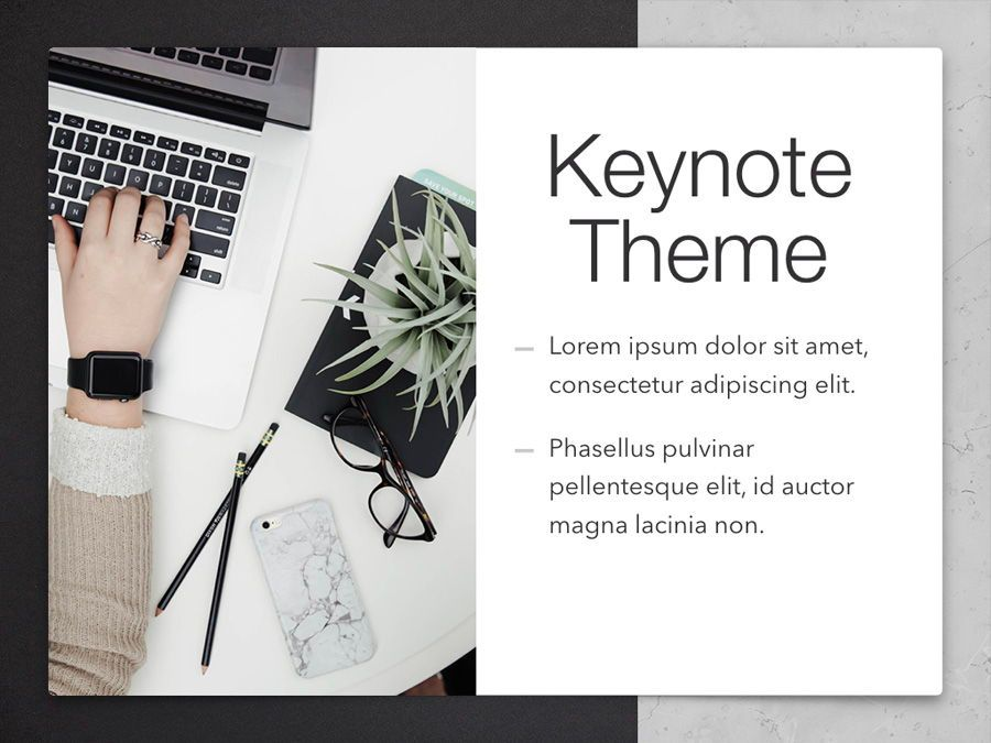 Bilateral Keynote Template, Slide 18, 05303, Presentation Templates — PoweredTemplate.com