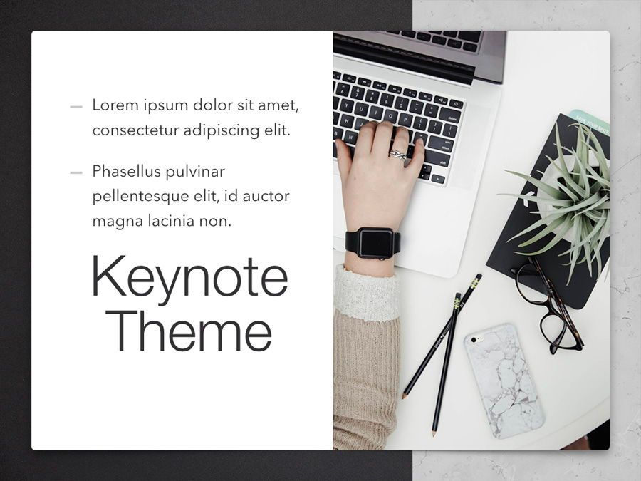 Bilateral Keynote Template, Slide 19, 05303, Presentation Templates — PoweredTemplate.com