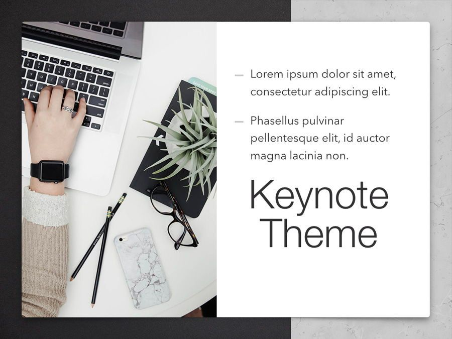 Bilateral Keynote Template, Slide 20, 05303, Presentation Templates — PoweredTemplate.com