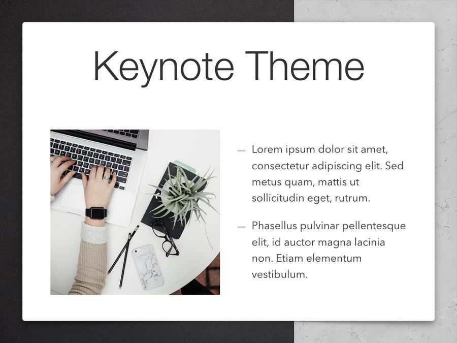 Bilateral Keynote Template, Slide 31, 05303, Presentation Templates — PoweredTemplate.com