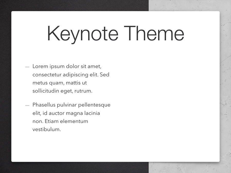 Bilateral Keynote Template, Slide 32, 05303, Presentation Templates — PoweredTemplate.com