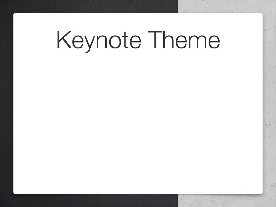Bilateral Keynote Template, Slide 9, 05303, Presentation Templates — PoweredTemplate.com