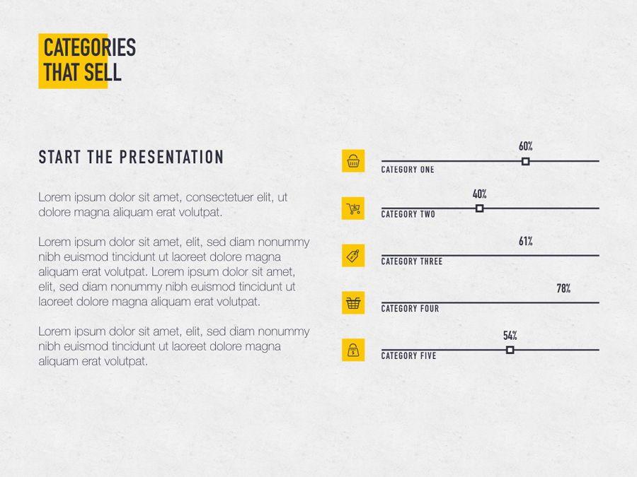 Bold Move PowerPoint Template, Slide 10, 05305, Presentation Templates — PoweredTemplate.com