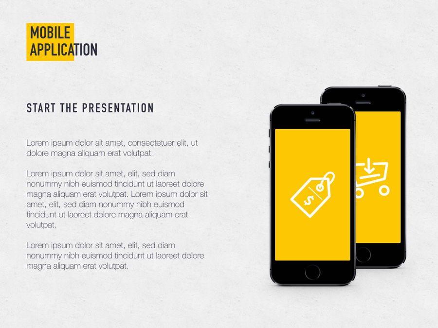 Bold Move PowerPoint Template, Slide 18, 05305, Presentation Templates — PoweredTemplate.com