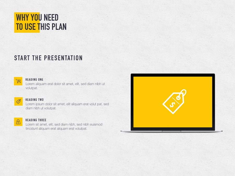 Bold Move PowerPoint Template, Slide 20, 05305, Presentation Templates — PoweredTemplate.com