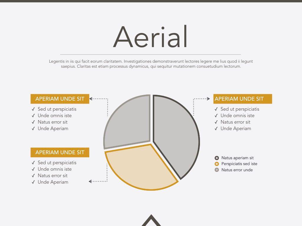 Aerial Powerpoint Presentation Template, Slide 10, 05306, Presentation Templates — PoweredTemplate.com