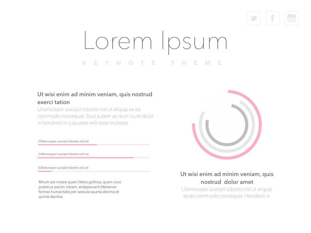 Ascent Powerpoint Presentation Template, Slide 16, 05307, Presentation Templates — PoweredTemplate.com