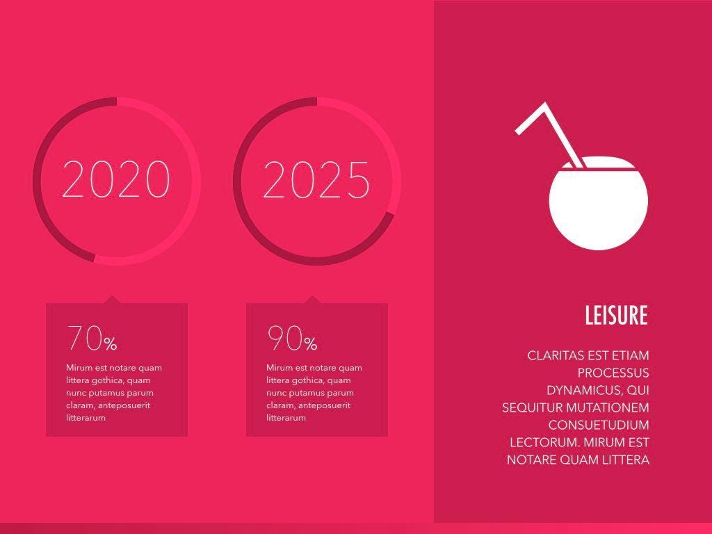 Crimson Travel Powerpoint Presentation Template, Slide 5, 05309, Presentation Templates — PoweredTemplate.com