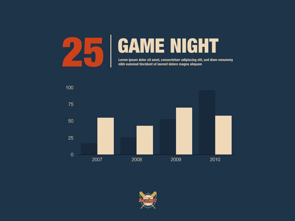 Game Night Powerpoint Presentation Template, Slide 13, 05311, Presentation Templates — PoweredTemplate.com