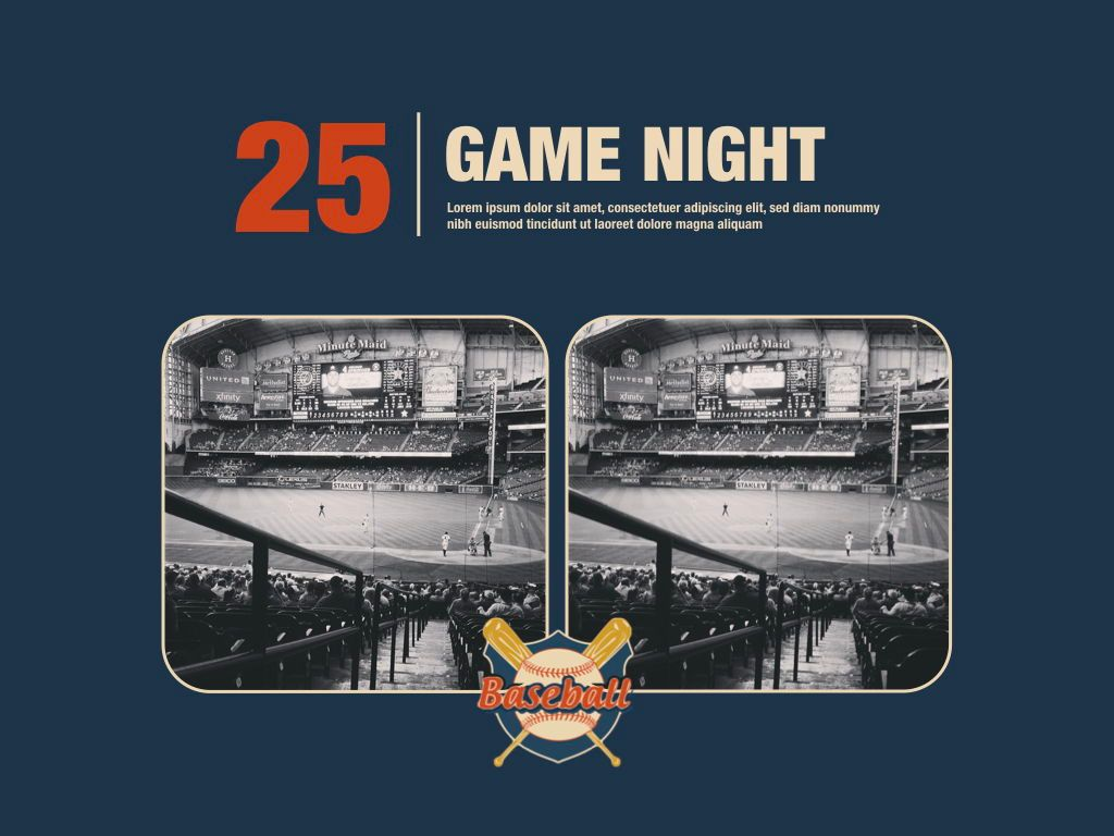 Game Night Powerpoint Presentation Template, Slide 2, 05311, Presentation Templates — PoweredTemplate.com