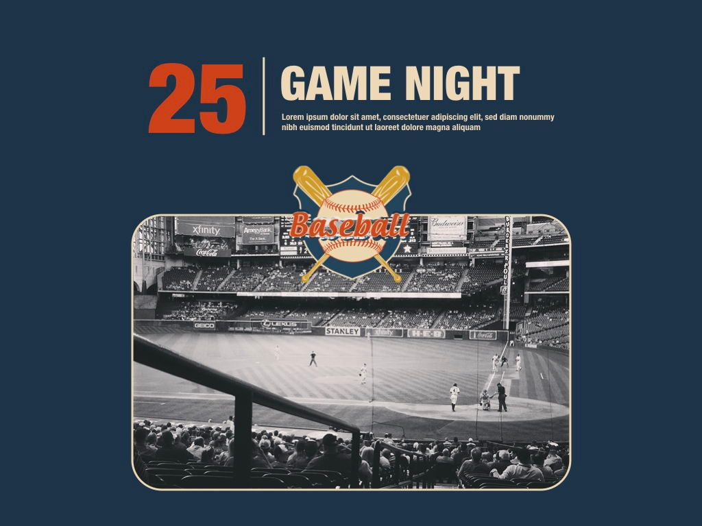 Game Night Powerpoint Presentation Template, Slide 20, 05311, Presentation Templates — PoweredTemplate.com