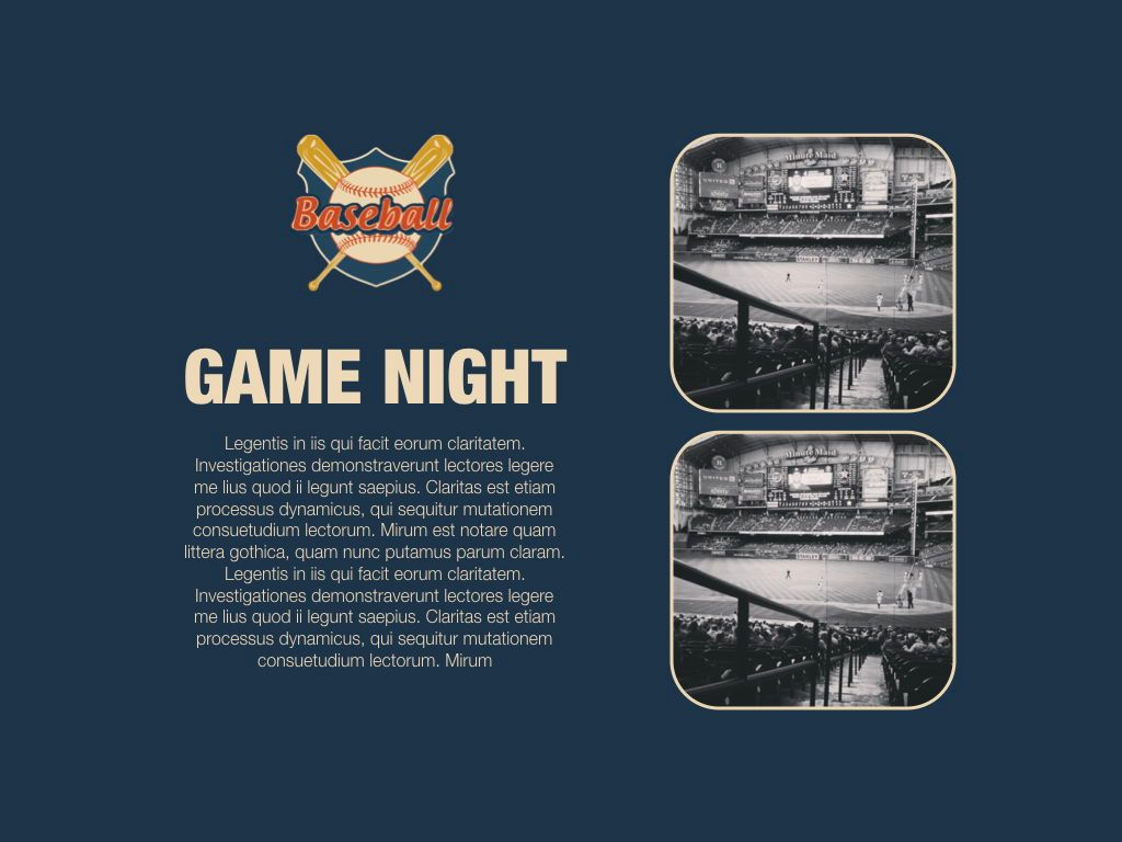 Game Night Powerpoint Presentation Template, Slide 5, 05311, Presentation Templates — PoweredTemplate.com