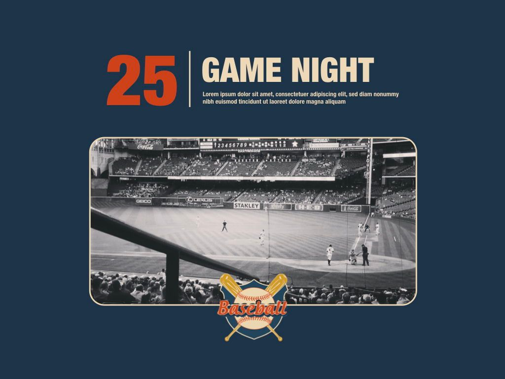 Game Night Powerpoint Presentation Template, Slide 6, 05311, Presentation Templates — PoweredTemplate.com