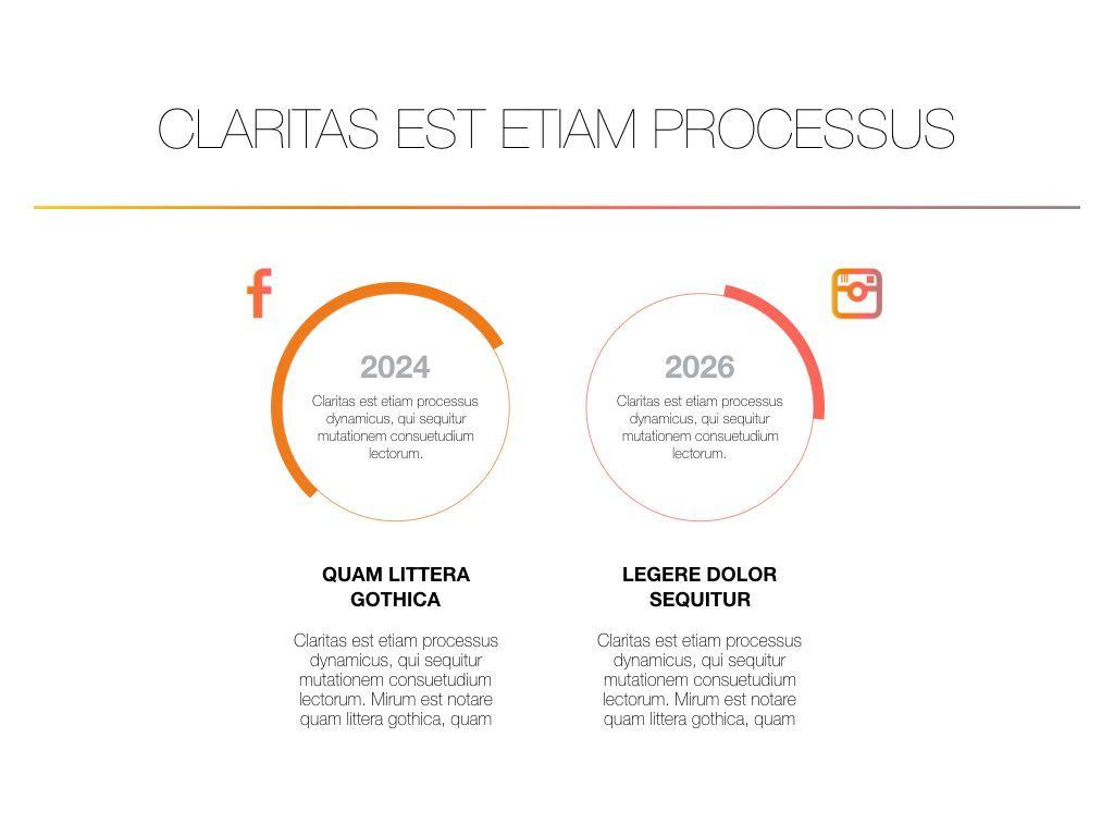 Minimal Grace Powerpoint Presentation Template, Slide 7, 05319, Presentation Templates — PoweredTemplate.com