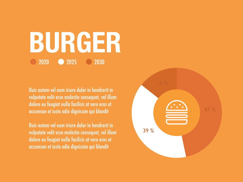 Staple Foods Powerpoint Presentation Template, Slide 2, 05320, Presentation Templates — PoweredTemplate.com