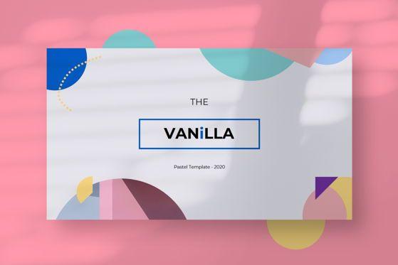 Presentation Templates: Vanila - Google Slide #05519