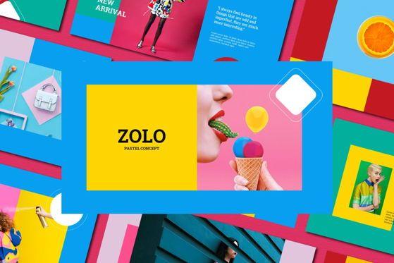 Presentation Templates: Zolo - Google Slide Template #05544