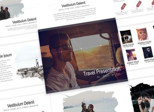 Presentation Templates: Explorer Google Slides Presentation Template #05563